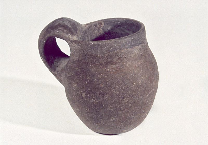 Керамичка чаша најдена на Кокино