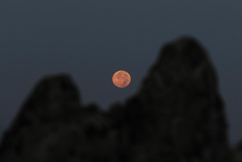 Месечината над Кокино